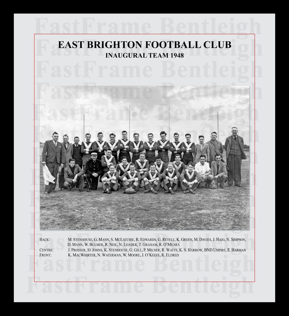 East Brighton 1948