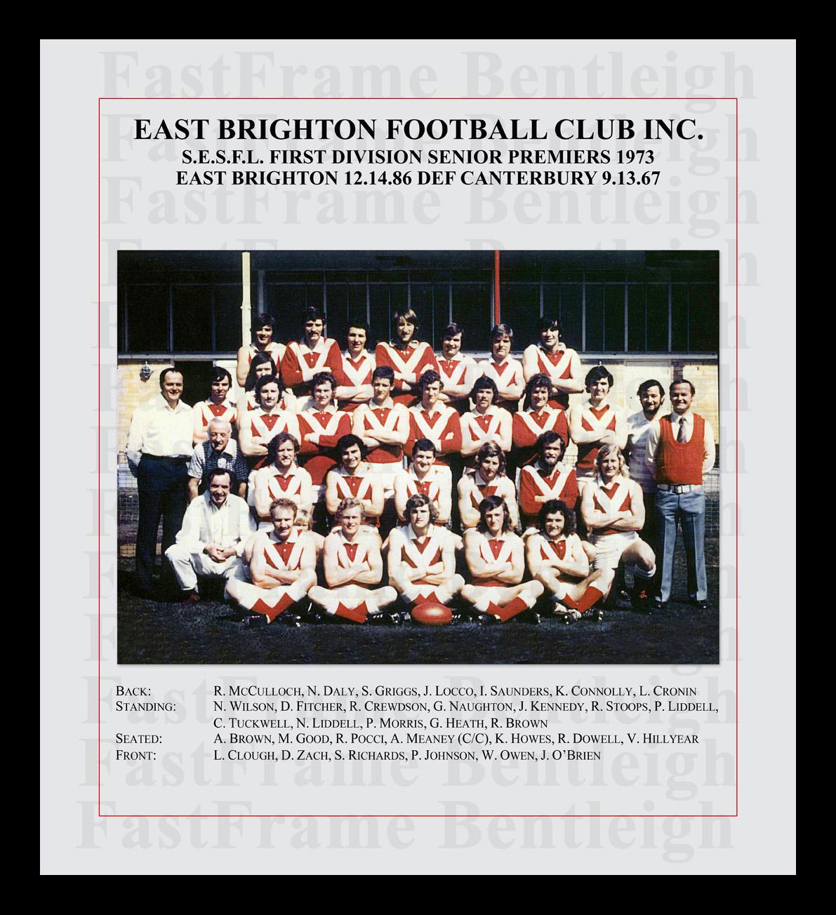 East Brighton 1973