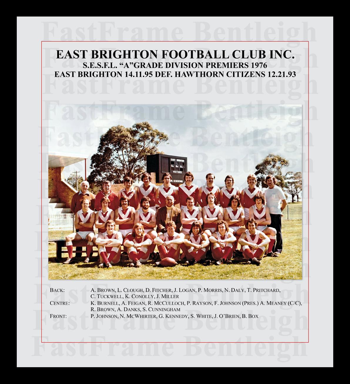 East Brighton 1976
